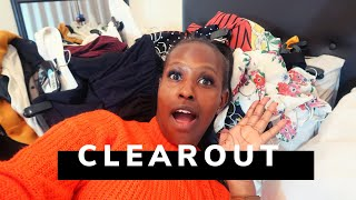 HUGE WARDROBE CLEAROUT | Nelly Mwangi
