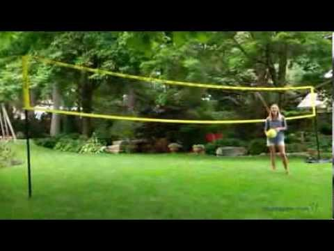Baden Champions Volleyball Set - Product Review Video
