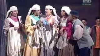 Татарский спектакль Сүнгән йолдызлар (Угасшие звезды)1ч