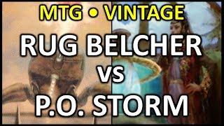 [2018 01 11] [VINTAGE] RUG Belcher vs PO Storm