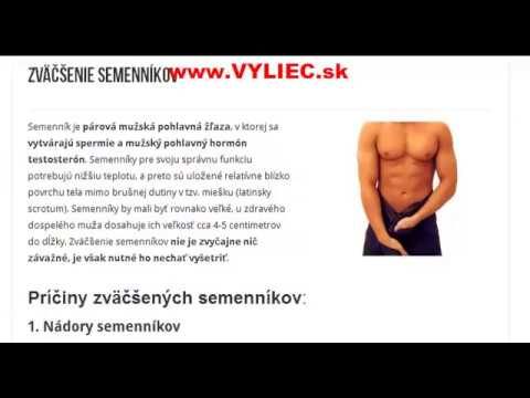 Echinacea liečbu prostaty