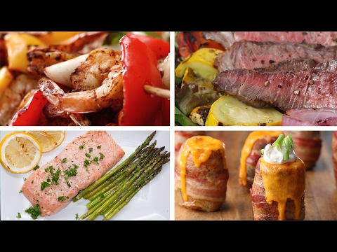 Video 5 Easy Recipes For The Grill