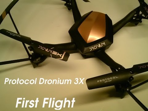 dronium 3x flight mp3 laguku