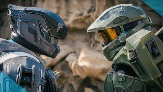 Halo vs Destiny : Live Action Battle - dooclip.me