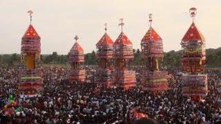 Kettukazhcha festival of Malanada, Kollam, Kerala
