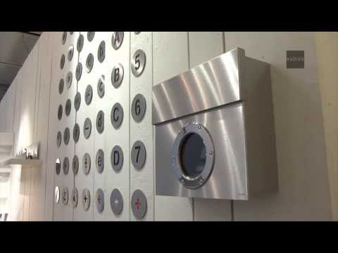 Briefkasten: LETTERMAN 1 - Radius Design