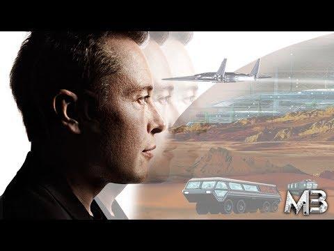 Elon Musk: Dostanu lidstvo na Mars