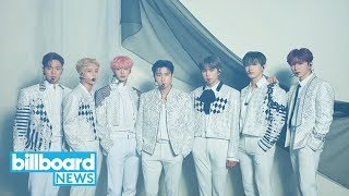 Monsta X's 'Take.2 We Are Here' Is Coming February 18 | Billboard News