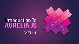Introduction To Aurelia JS   ES6 And ES7   Part 4   Eduonix