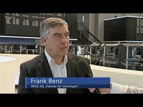 Börsen 2020:  US-Präsident Trump wird alles für eine gute Aktien-Performance tun, so Frank Benz