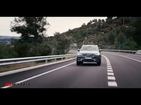 2016 Volvo XC90 :: WalkAround :: ZigWheels