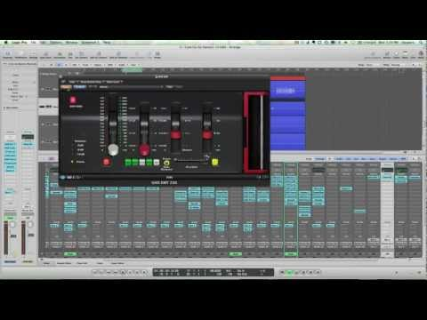 Mixing with Universal Audio Plugins: Part 3 of 3, bassline