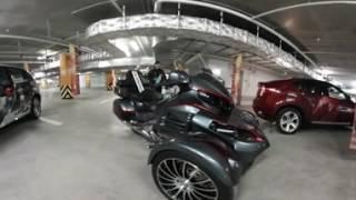 Выставка аэрографии авто и мото техники  360 градусов 4К - cars and motorcycles 360 4K