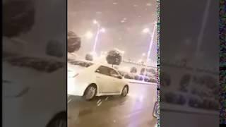 Arab Saudi Kembali Membeku di Bawah Nol Derajat Celcius
