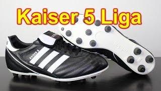 Adidas Kaiser 5 Liga - Unboxing + On Feet