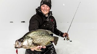 """Upper Red Lake Crappie Resurgence"" In Depth Outdoors Season 9,  Episode 12"