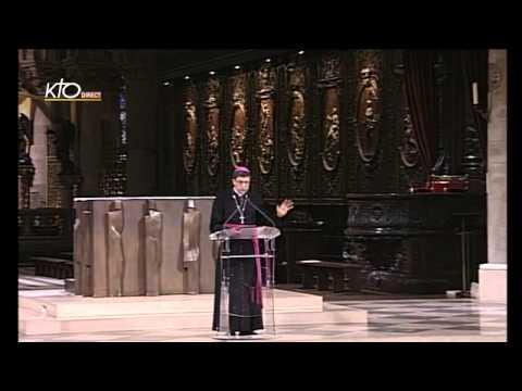 """""""Croire en Dieu, une option ?"""" par Mgr Eric de Moulins-Beaufort"""