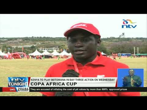Copa Africa Cup: South Africa becomes first team to qualify for quarters
