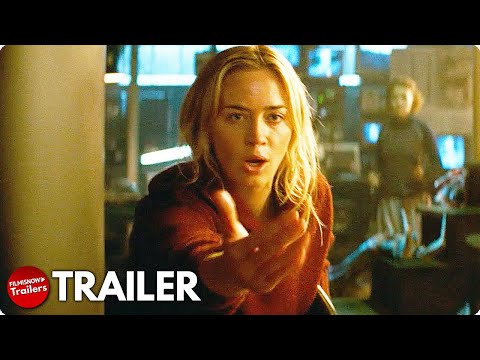 A Quiet Place Part II Teaser Starring Emily Blunt