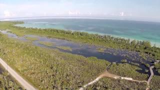 Lucayan National Park, Bahamas