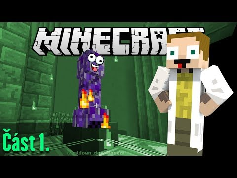 [GEJMR] Minecraft - Tower Defence - Menší fail - díl #7