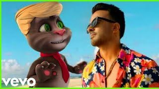 Calypso - Luis Fonsi Ft. Stefflon Don Talking Tom