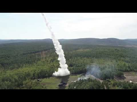 Vostok-2018 drills: Russian anti-aircraft missile troops repel simulated air attack