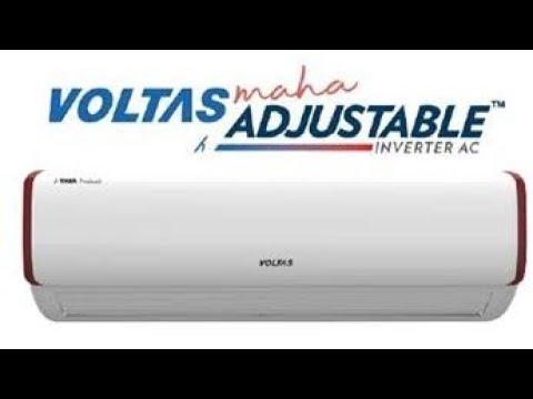 Voltas New Maha Adjustable 1.5 Ton 5 Star Inverter Split Ac