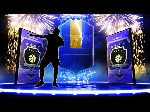 CRAZY LUCKY TOTS REWARDS! ELITE 3 FUT CHAMPIONS REWARDS! #FIFA19 ULTIMATE TEAM