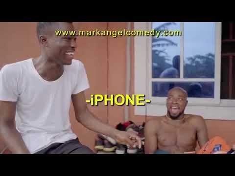 UNLOCK IPHONE Mark Angel Comedy Episode 156