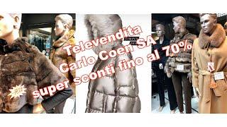 'diretta Televendita Carlo Coen SA' episoode image