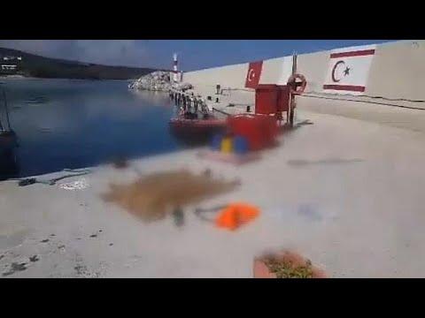 Οκτώ πτώματα ξεβράστηκαν σε παραλίες της κατεχόμενης Κύπρου