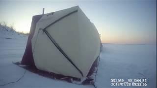 Самая лучшая палатка для рыбалки