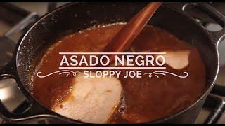 Asado Negro Sloppy Joe - Hispanic Kitchen