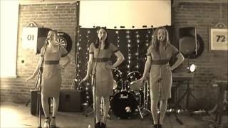 The Foxy Tones - Dont sit under the Apple tree - Live