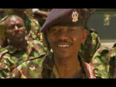 Shika Kamba – Maroon Commandos (Kenya)