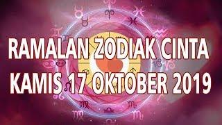 Ramalan Zodiak Cinta Kamis 17 Oktober 2019