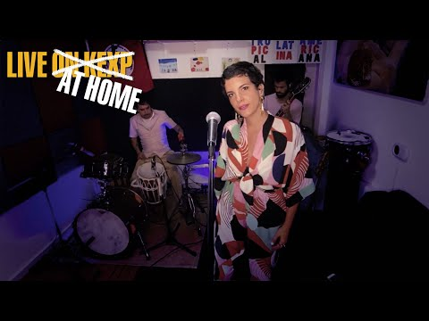Céu - Performance & Interview (Live on KEXP at Home)