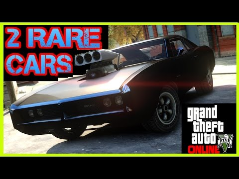 gta 5 online rare storable cars