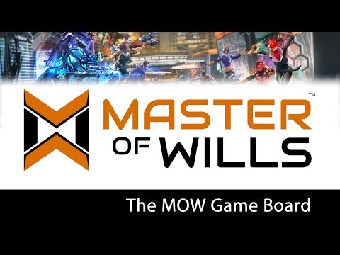 The MOW Game Board