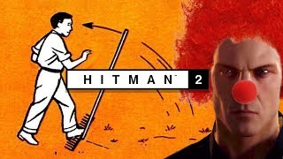 Get Raked - Hitman 2 Gameplay Part 6