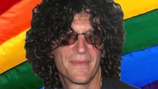Howard Stern Supports Gay Rights, Bashing Franklin Graham & Pat Robertson