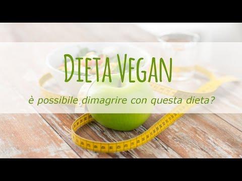 Dieta durante le formazioni di perdita di peso