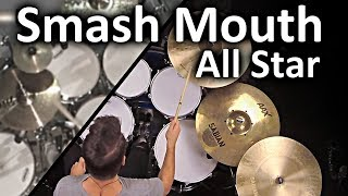 Cobus   Smash Mouth   All Star (Drum Cover 2019)