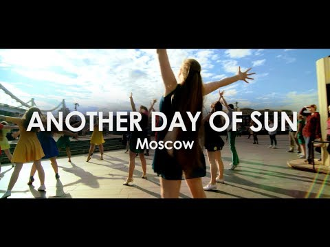 Живой перфоманс Another Day of Sun (Ла-Ла Ленд в Москве)