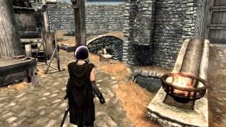 1 Обзор модов Skyrim:Раса Соблазнительница!
