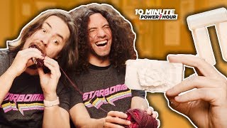 Carving SOAP - Ten Minute Power Hour
