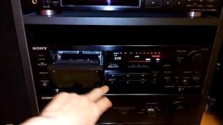 Sony TC-K770 Deck