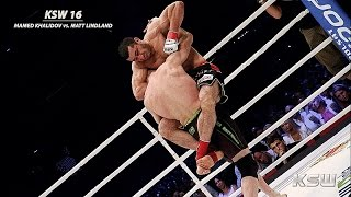 Top 10 KSW Submissions