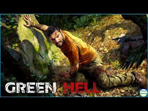 Cùng Chơi Green Hell #2 : Tìm được nhà thổ đân rồi !!!